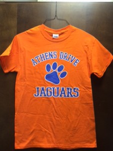 Athens Drive t-shirt