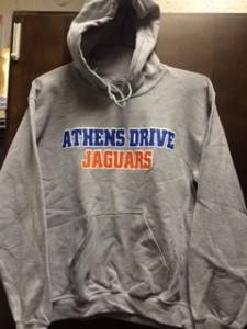 Athens Drive hoodie