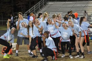 Powderpuff Football 2016